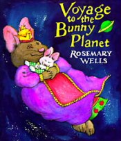 cover of Voyage to the Bunny Planet