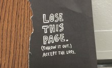 Lose This Page