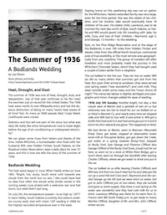 Summer of 1936