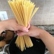 pasta trick
