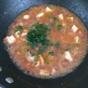 add chopped parsley