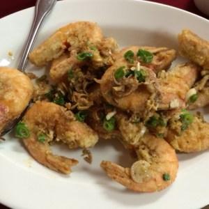 golden shrimp