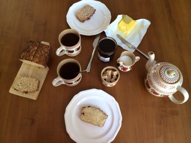 tea breakfast