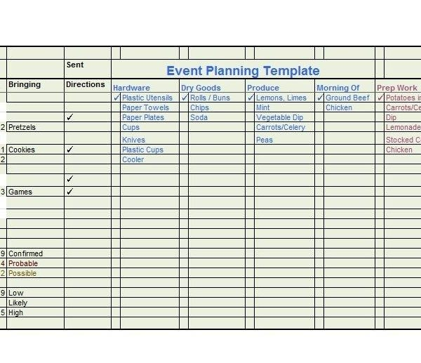 50+ Printable To Do List  Checklist Templates (Excel + Word) for