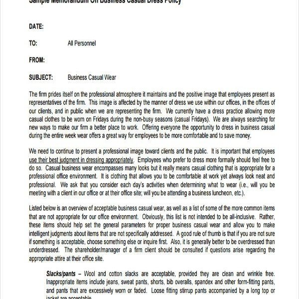 8+ Memo Writing Examples, Samples with Memo Format Example