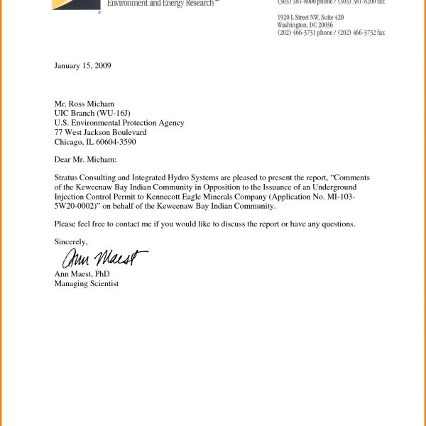 Business Letter Format With Letterhead Examples And Forms with
