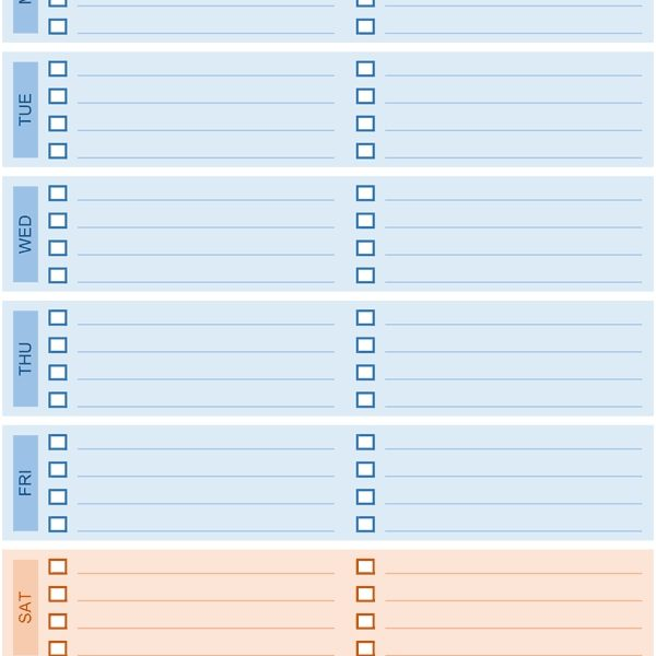 Daily To Do List Templates For Excel with Excel Daily To Do List - daily list templates