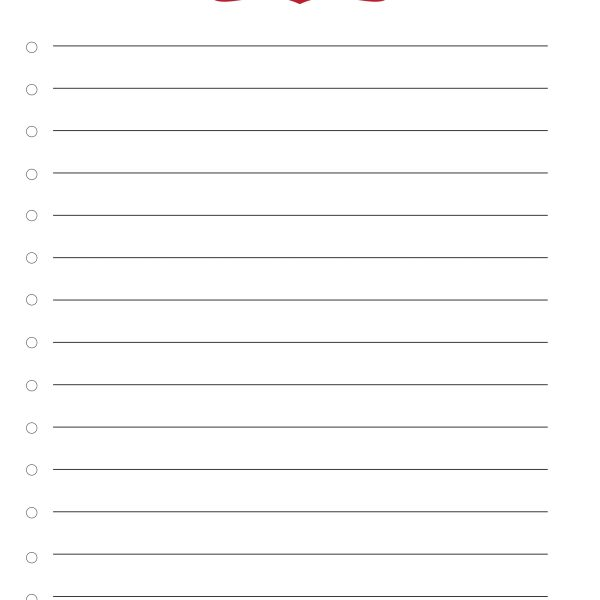 Free Printable Moving Checklist \u2013 I Heart Nap Time pertaining to