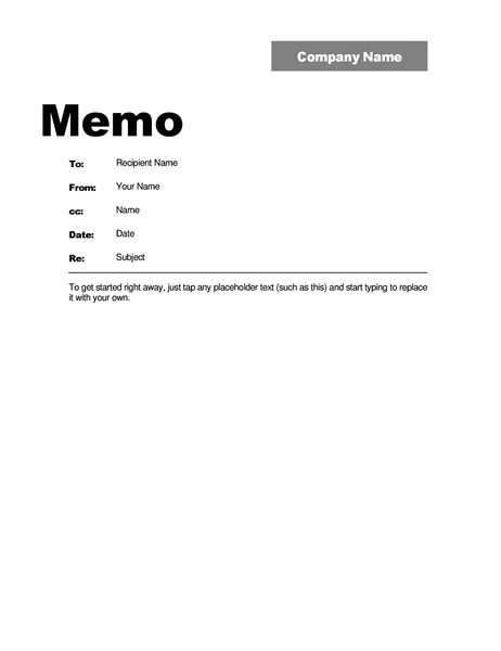 Memos \u2013 Office with Business Memo Format Microsoft Word - Examples - office memos examples