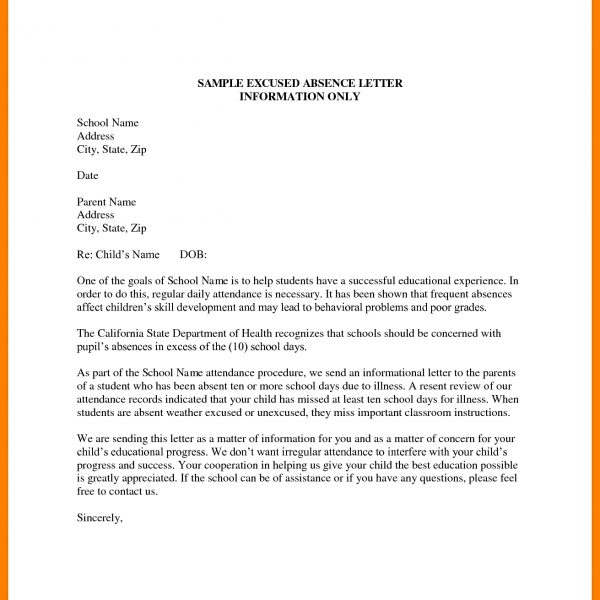 Request For Sick Leave Letter \u2013 Fieldstation throughout Formal