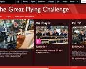 harry ferguson dick starwbridge great flying challenge aero linen lisburn museum