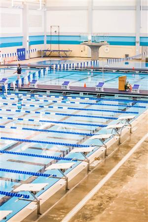 Lewisville ISD Westside Aquatic Center