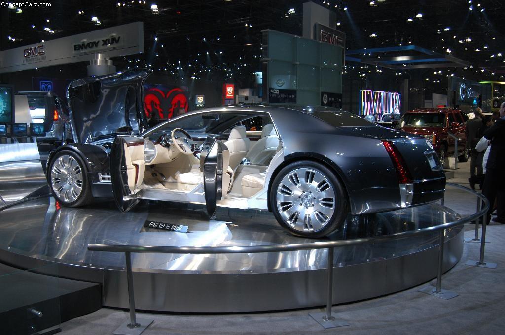 Mahindra And Mahindra Cars Wallpapers Cadillac Sixteen Concept En El Interior Del Cadillac