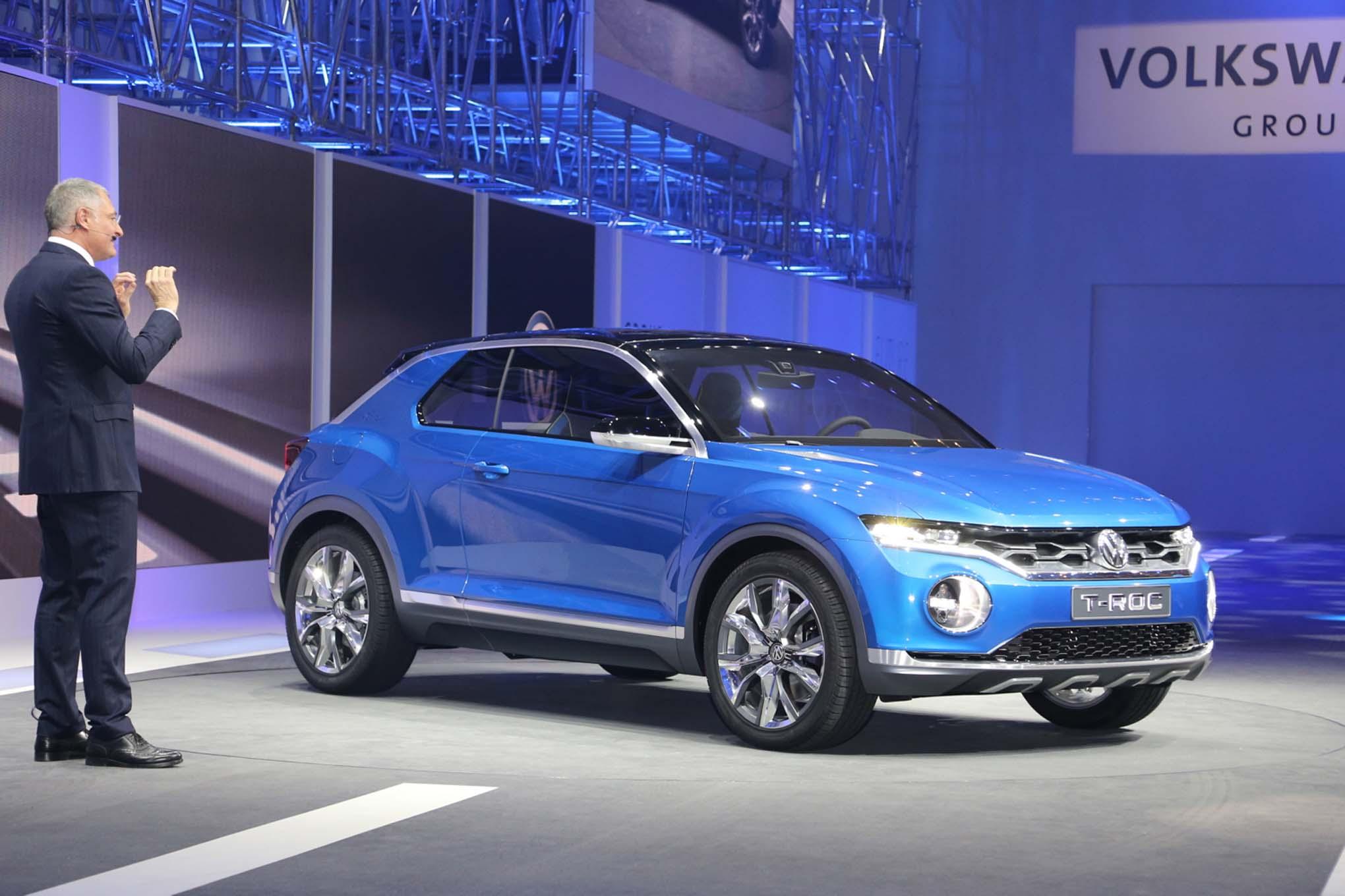 Mahindra And Mahindra Cars Wallpapers Sal 243 N De Ginebra 2014 Volkswagen T Roc Concept Lista