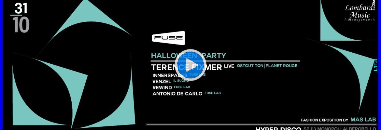 Fuse Halloween Terence Fixmer Hyper Banner