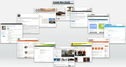 Ejemplos de Webs Inmobiliarias
