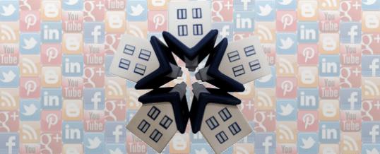 Los 6 primeros pasos de las inmobiliarias en las Redes Sociales