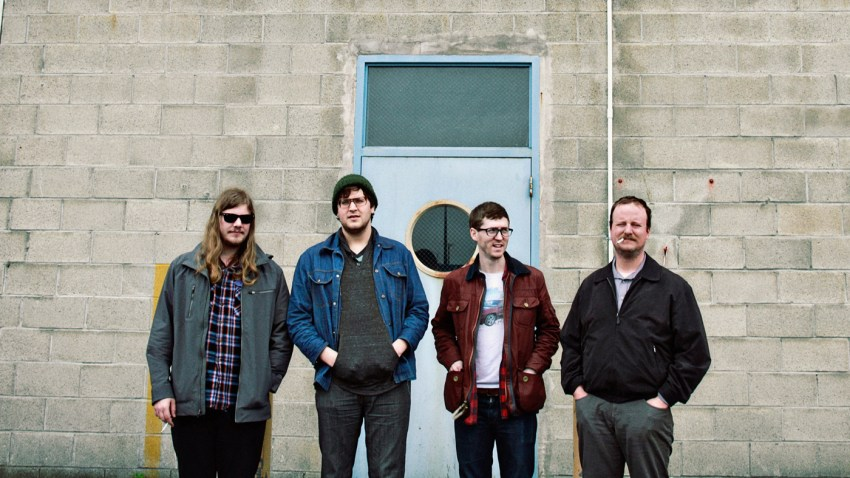 Protomartyr's new album,Under Color of Official Right,comes out April
