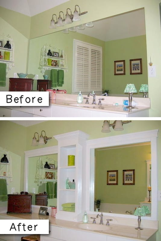 27+ Easy DIY Remodeling Ideas On A Budget (before and after photos)