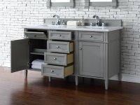 60 Inch Bathroom Vanity Double Sink ...