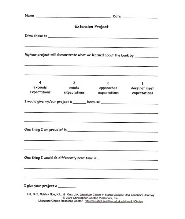 Project Evaluation Form Best Photos Of Project Evaluation Sheet