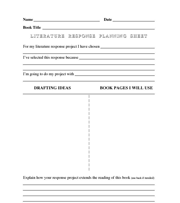 Extension Project Planning Form 3