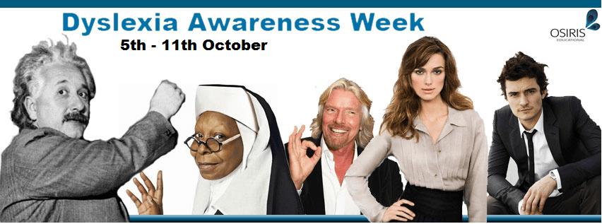 news dyslexia awareness week