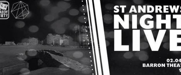 Comedy Review: St Andrews Night Live