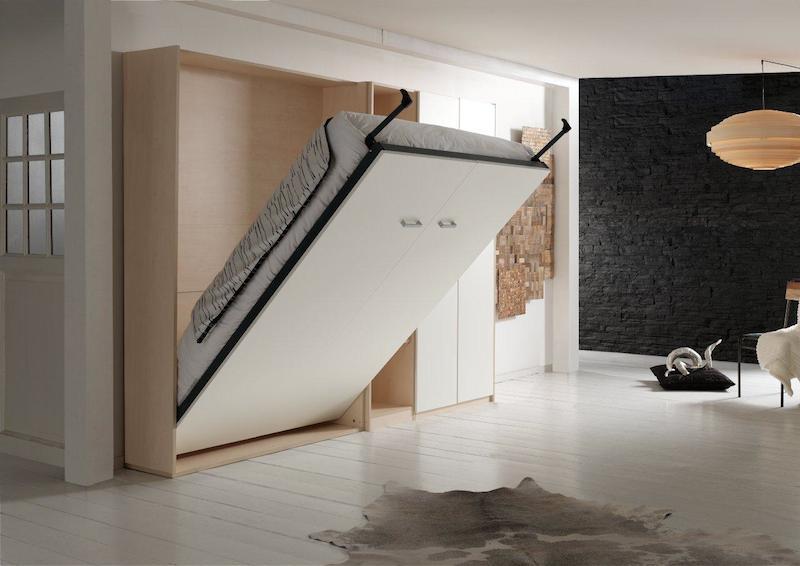Evitez les mauvaises surprises lit escamotable tarif moyen - Lit escamotable plafond occasion ...