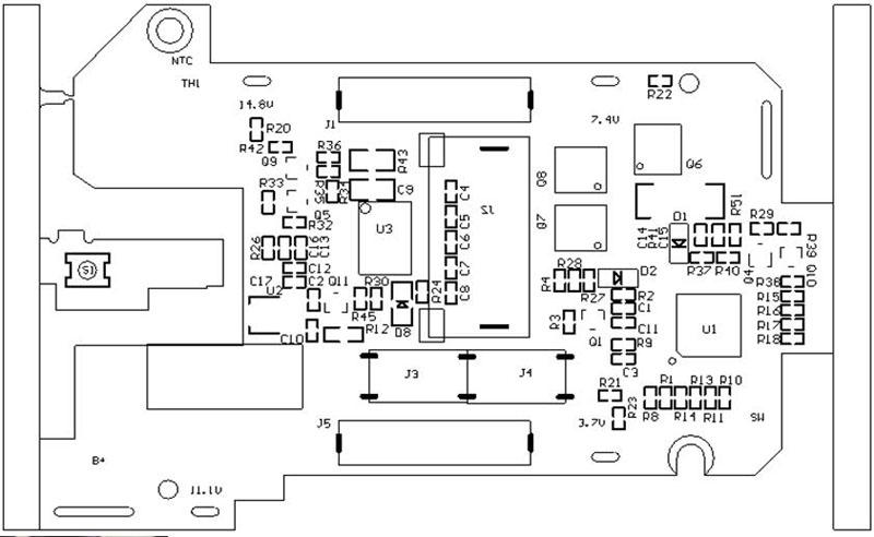 electronic circuit working