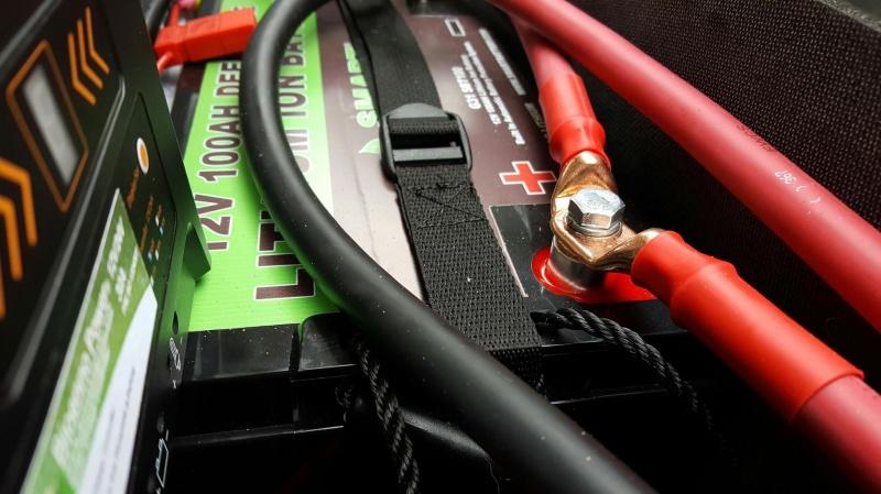 12V Marine Lithium Batteries Deep Cycle Starting