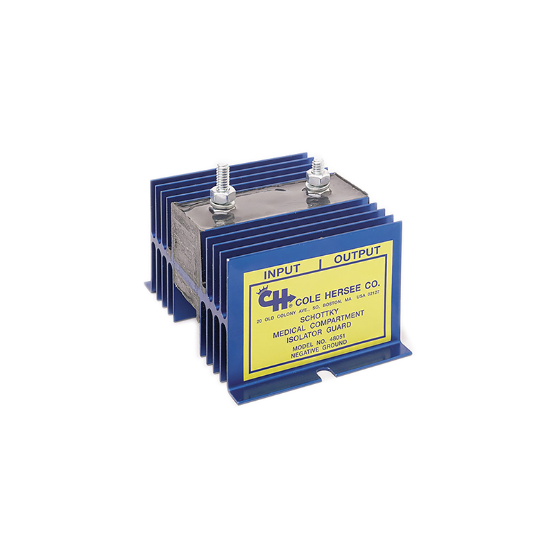 48051 - Diode Battery Isolators Series - Battery Isolators from