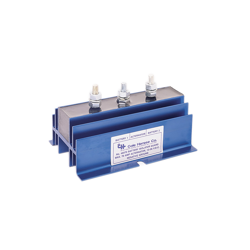 48070 - Diode Battery Isolators Series - Battery Isolators from