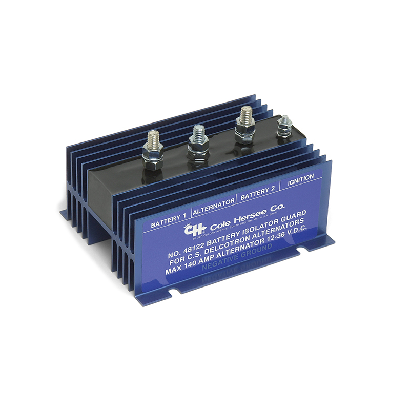 48122 - Diode Battery Isolators Series - Battery Isolators from