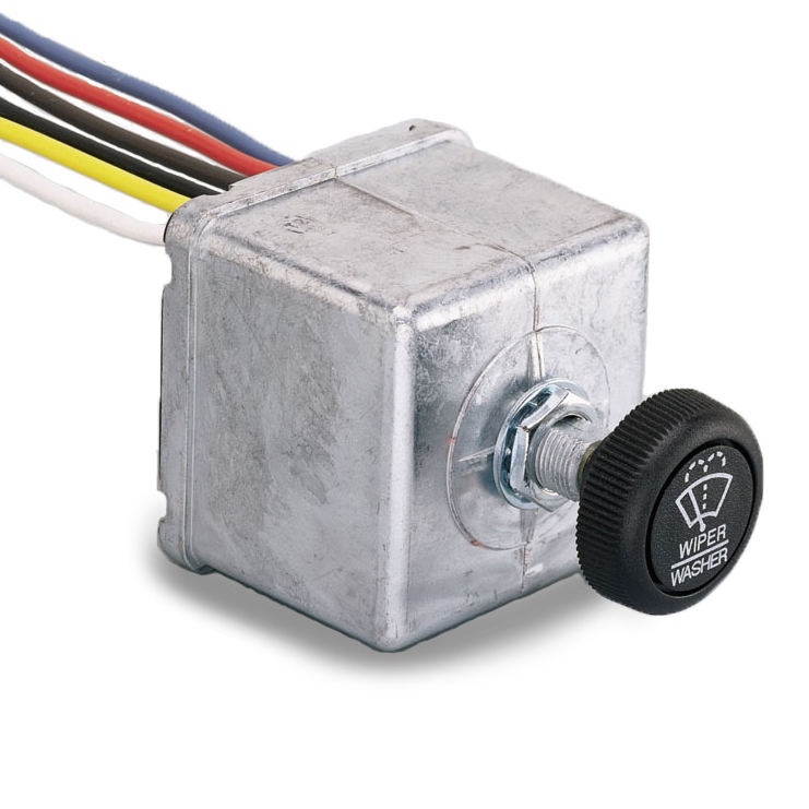 Electronic Windshield Wiper Switches Series - Windshield Wiper