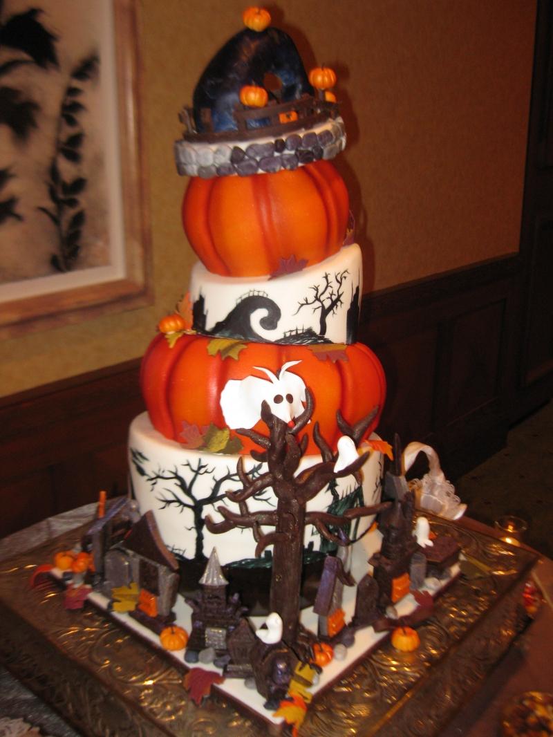 Cute Pumpkin Wallpaper Halloween Cakes Decoration Ideas Little Birthday Cakes