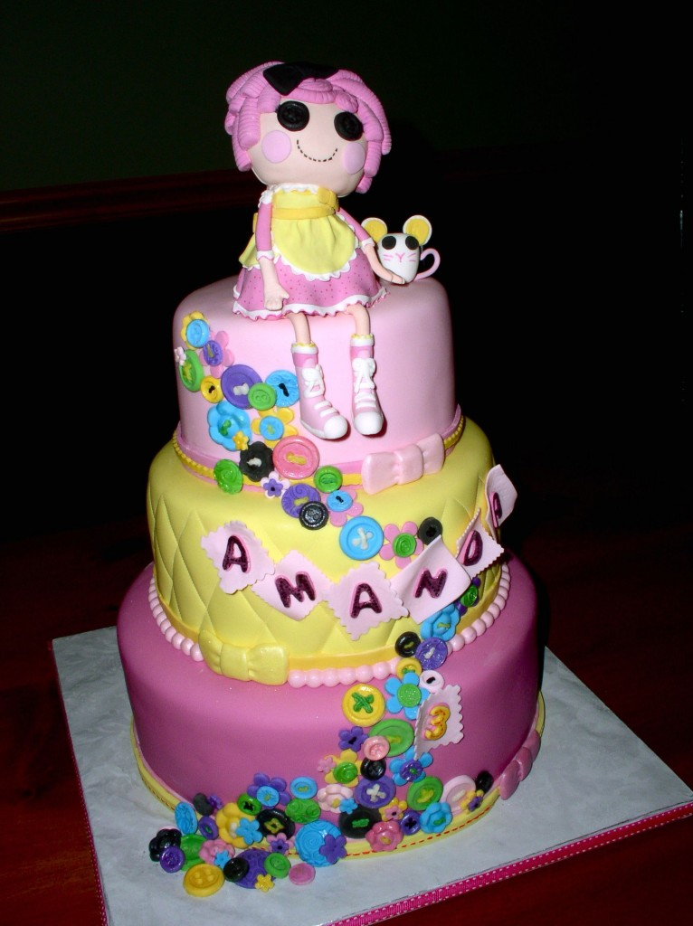 Cute Sleeping Puppy Wallpaper Lalaloopsy Cakes Decoration Ideas Little Birthday Cakes