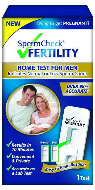 Over the counter fertitily sperm tests