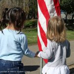 Wordless Wednesday: Stars and Stripes