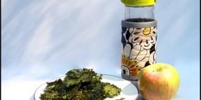 Kale Chips & Drink Wrap