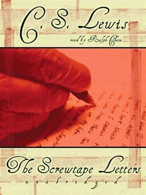 31 Days of Great Reads – The Screwtape Letters by C.S. Lewis
