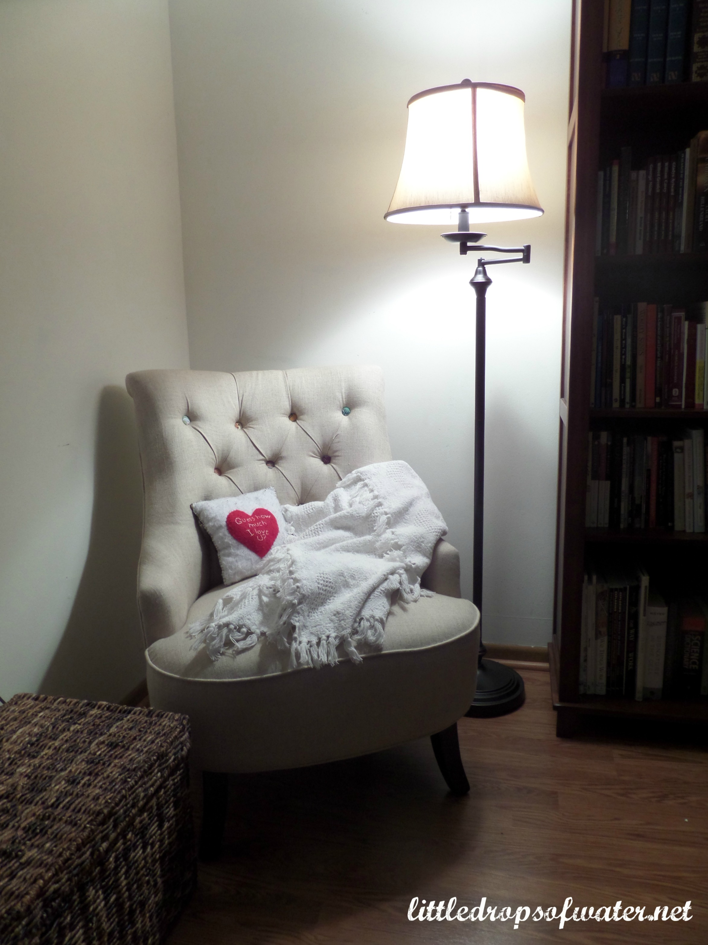 31 Days of Tackling the To-Do List: Reading Corner