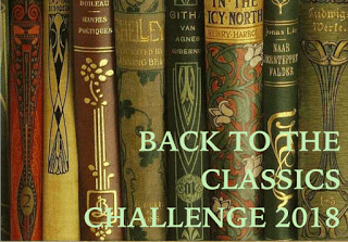 Back to the Classics Challenge: 2018 Plans