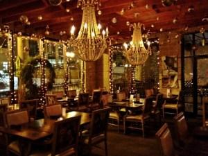 Firefly Restaurant Lesbian Dinner for Six