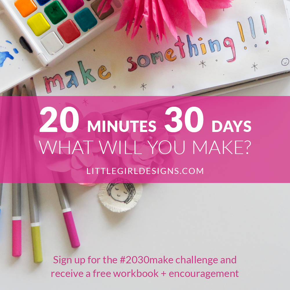 #2030make challenge workbook
