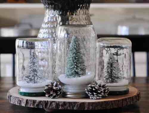 DIY: Three Simple Christmas Decor Ideas