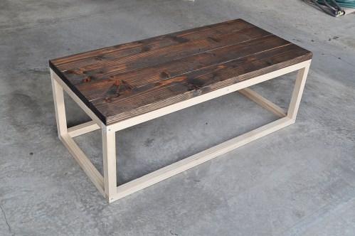 Medium Of Industrial Side Table