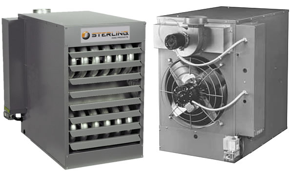 Sterling Tf Gas Heater Information