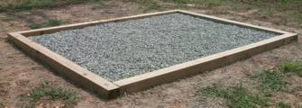Building A Greenhouse Foundation
