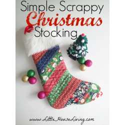 Tempting A Stocking Little House Living Sock Exchange Rules Sock Exchange Images Sewing Pattern A Stocking Sewing Pattern